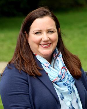 Julie Green, Head of Ffrome Court